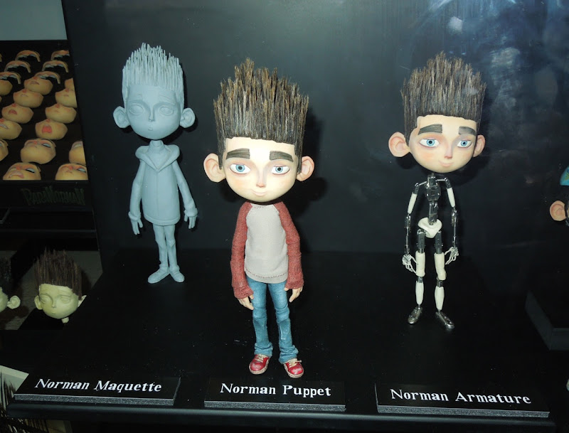 maquette puppet armature ParaNorman