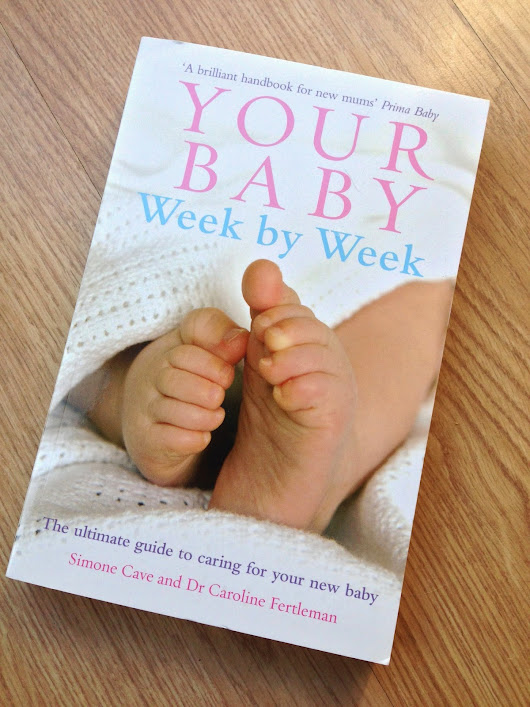 Your Baby Week By Week: Book Review