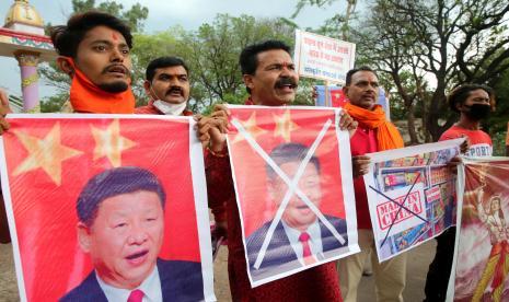 Uni Eropa Serukan India-China Lakukan Deeskalasi Militer