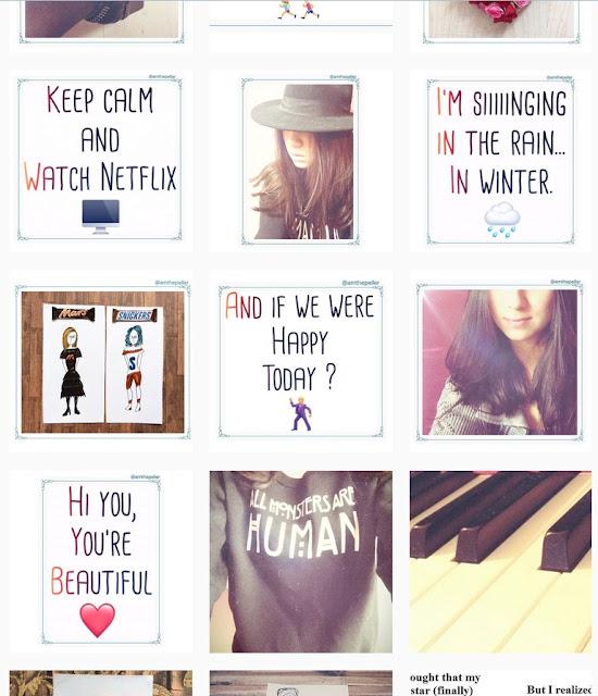 instagram galerie abonnés
