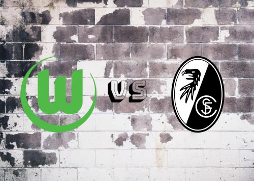 Wolfsburg vs Freiburg  Resumen