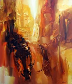 mujeres-y-caballos-en-pintura-abstracta