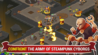 Steampunk Syndicate 2 Apk Mod v1.0.9 (Unlimited Money)