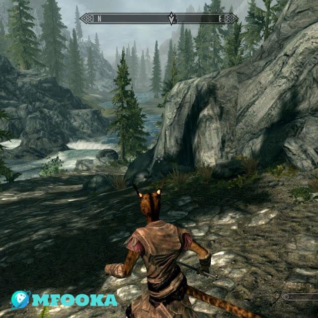 تحميل لعبة The Elder Scrolls V Skyrim مضغوطة