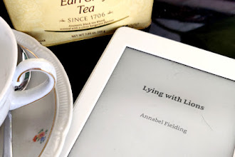 """Strong Characters But Does The Plot Hold Up? Reviewing """"Lying With Lions"""" by Annabel Fielding"""