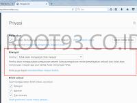 Cara Mudah Menonaktifkan Iklan Tanpa Software di Mozilax Firefox