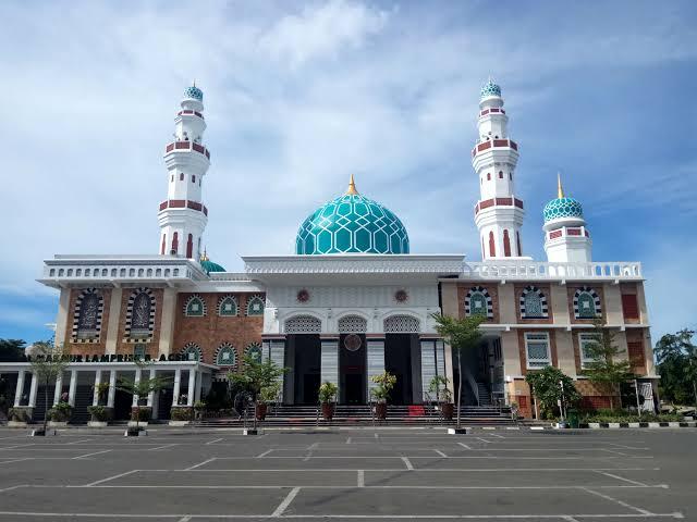 Masjid Oman Al-Makmur Raih Peringkat Ke-2 Teladan Nasional