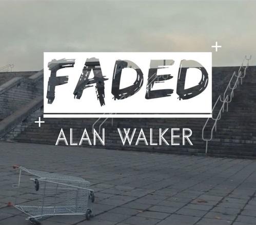 Faded - Alan Walker dan Terjemahannya