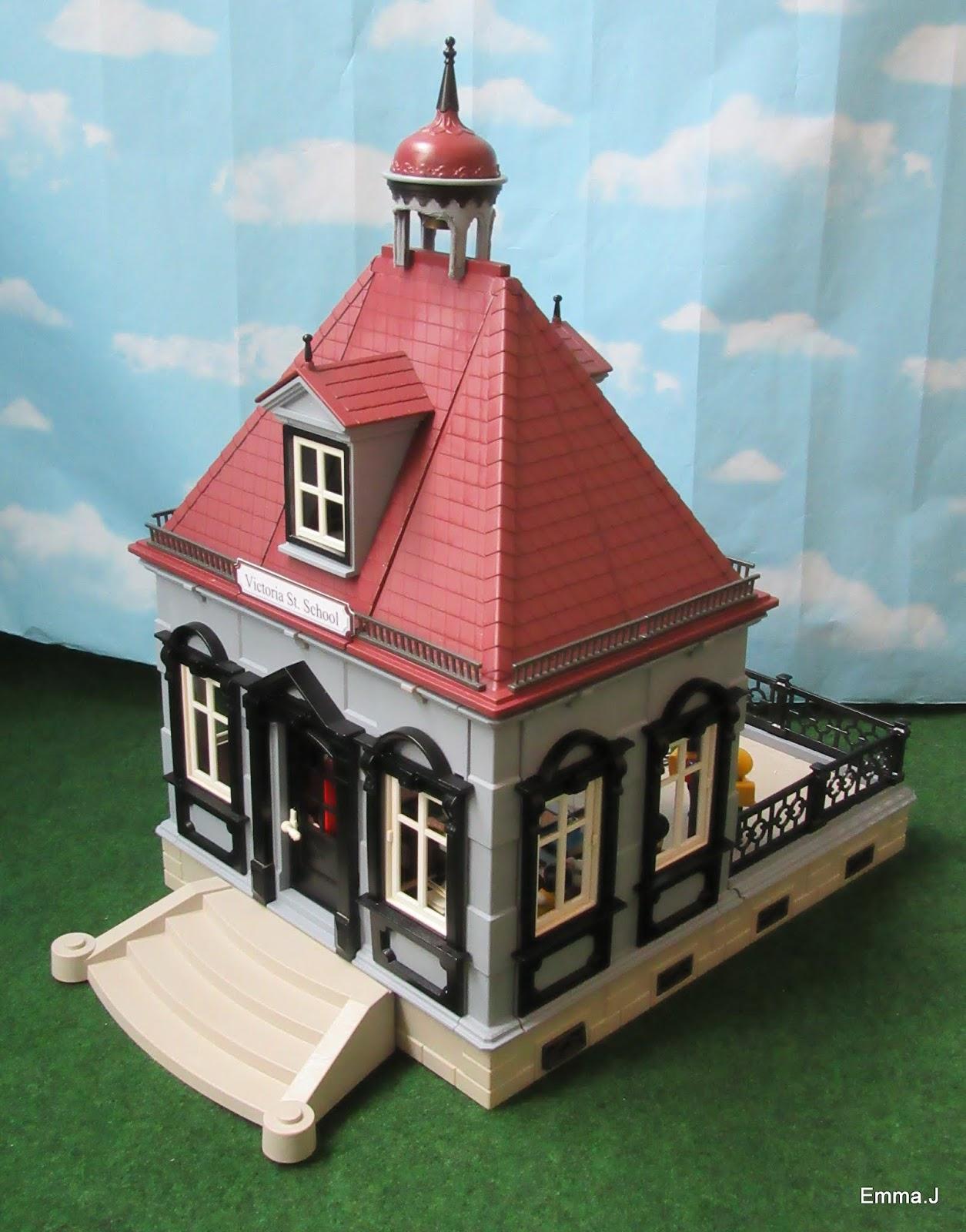 victoria street school emma j 39 s playmobil. Black Bedroom Furniture Sets. Home Design Ideas