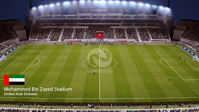PES 2021 Stadium Mohammed Bin Zayed