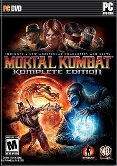 Mortal Kombat 2011 Free Download PC Game