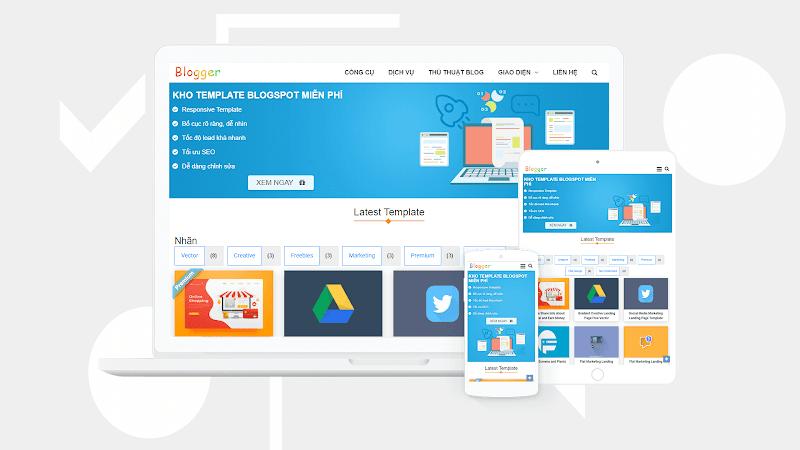 Khoi Rom Share Template Premium