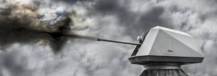 BAE Systems уклала контракт на морські гармати для британських фрегатів типу 31