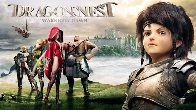 Dragon Nest Warrior's Dawn (2014) BD Subtitle Indonesia