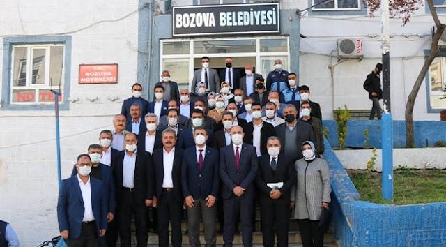 'Bozova, Urfa'nın şirin ilçelerinden biri'