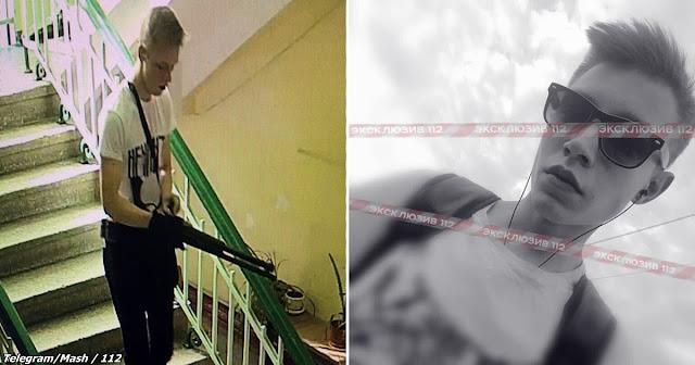 Появились фото террориста из Керчи! Им оказался молодой парень...