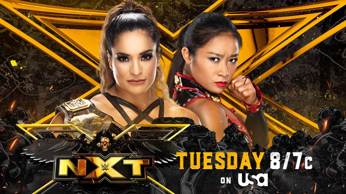 Cobertura: WWE NXT Wrestling (20/07/2021) – Aquela que governará!