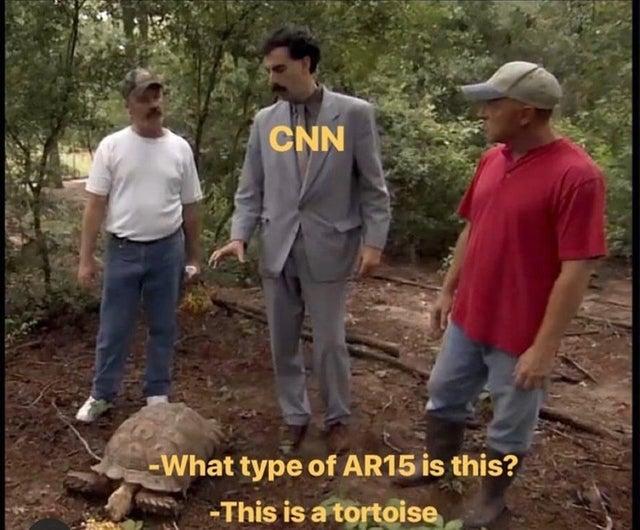 .Damn you, CNN