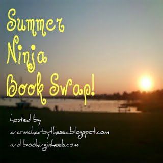 Summer Ninja Book Swap