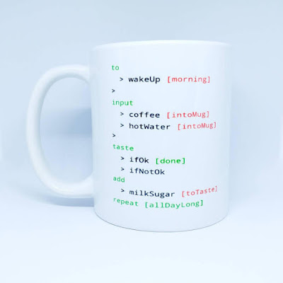 Code Coffee Cup