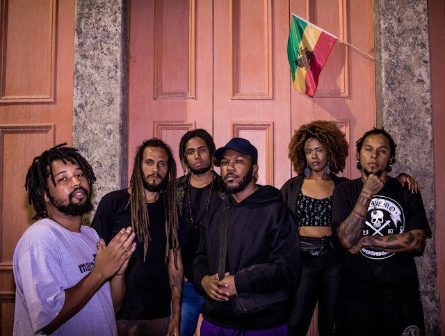 """""""Reparação"""" é o primeiro single do grupo Olola Fa"""