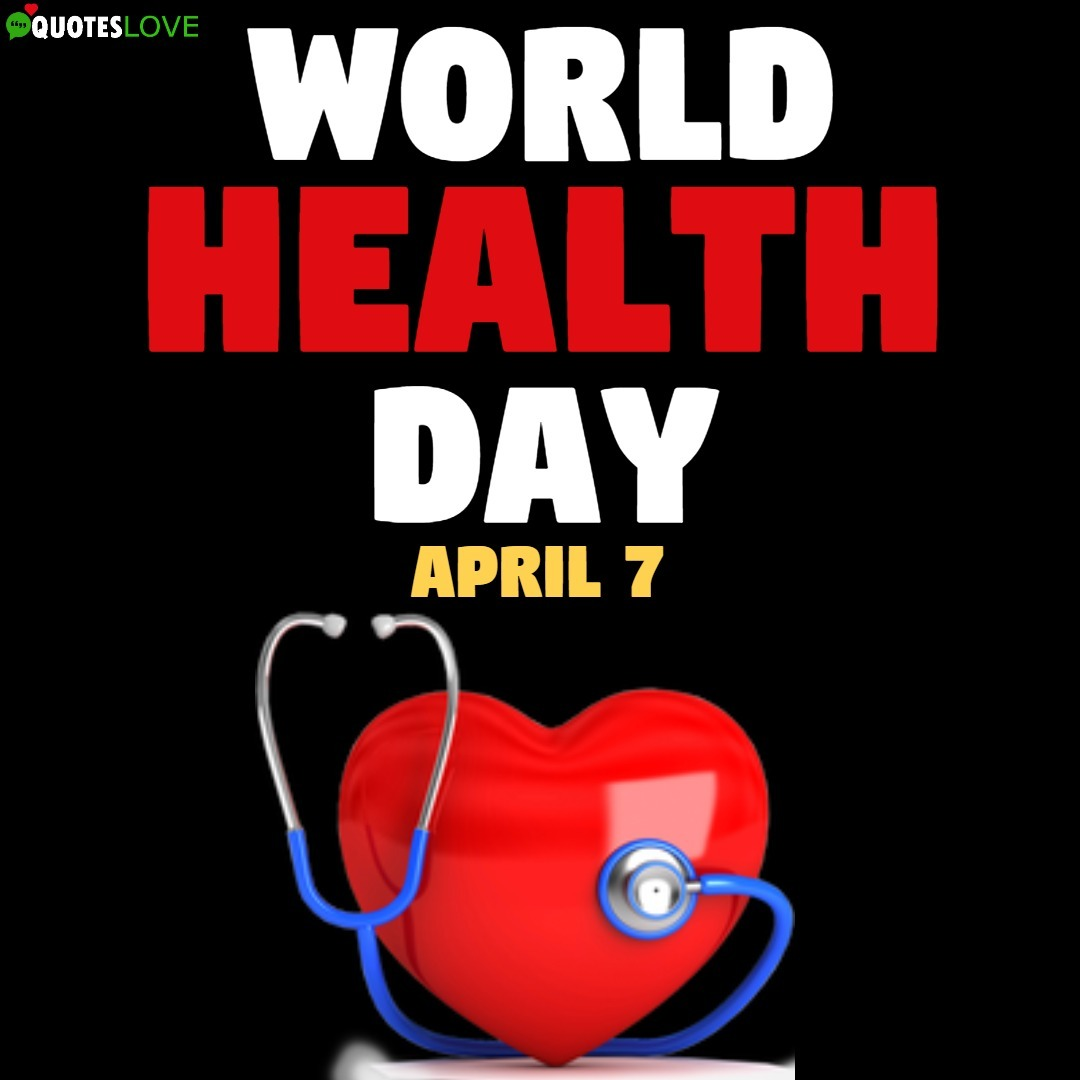 World Health Day Images, Poster, Picture, Wallpaper