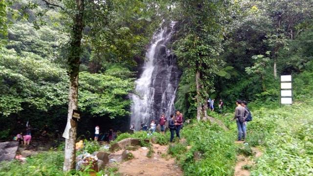 Wisata Curug Cipurut Purwakarta Jawa Barat
