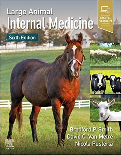 Large Animal Internal Medicine, 6th Edition - WWW.VETBOOKSTORE.COM