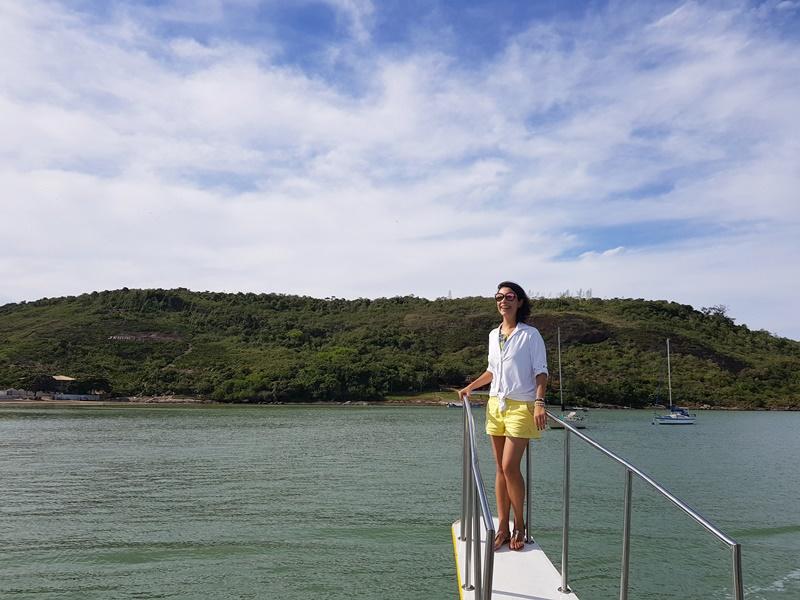Praia do Morro, Morro da Pescaria Guarapari