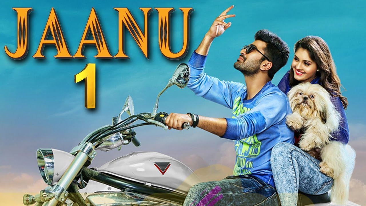 Jaanu1 2020 Hindi Dubbed Full Movie 480p HDRip 500MB Download