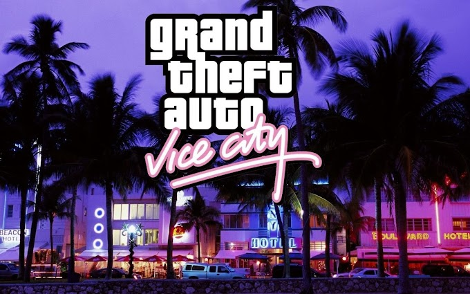 GTA Vice City for pc/laptop |GTA Vice City free for PC