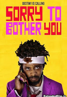 Sorry to Bother You (2018) Full Movie Download 480p 720p 1080