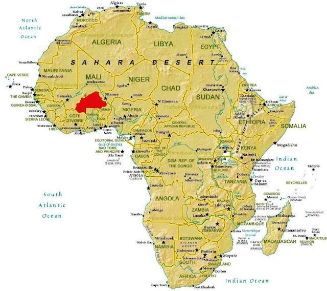 Terrorism in Africa : Jihadist attack in Burkina Faso kills 47 people