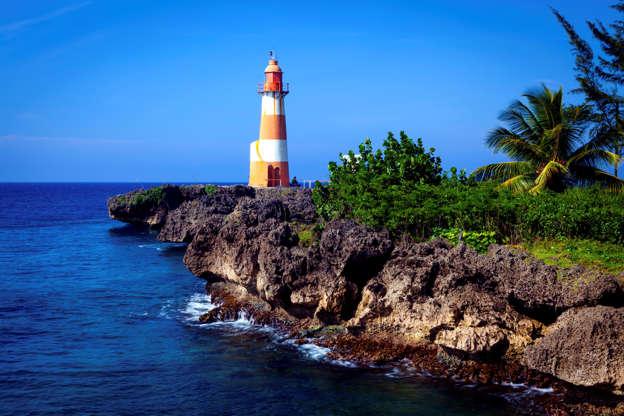 Folly Lighthouse Jamaica