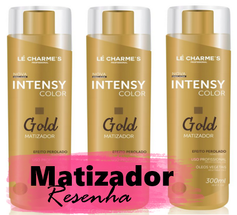 Intensy Color Gold Matizador Lé Charmes