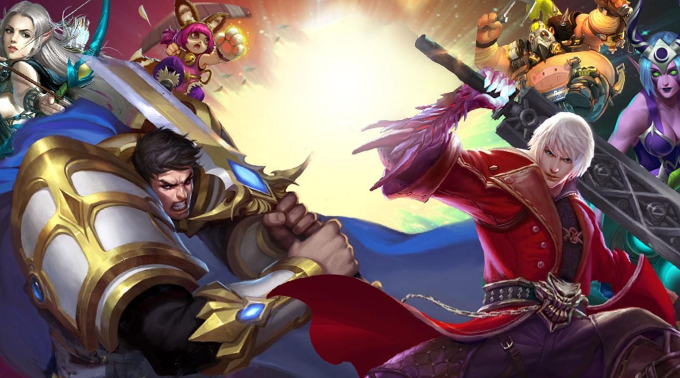 Download Wallpaper mobile legends