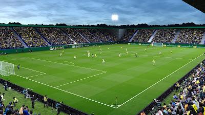 PES 2021 Stadium Fortuna Sittard Stadion (Reworked)