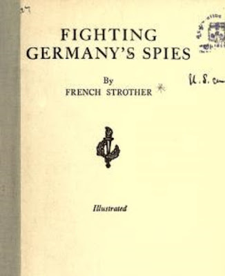 Fighting Germany's spies Free PDF book