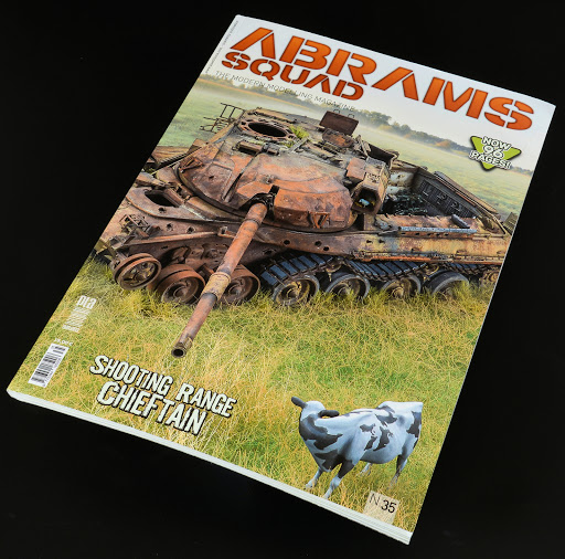 Read n' reviewed: Abrams Squad Issue #35 from Pla Editions