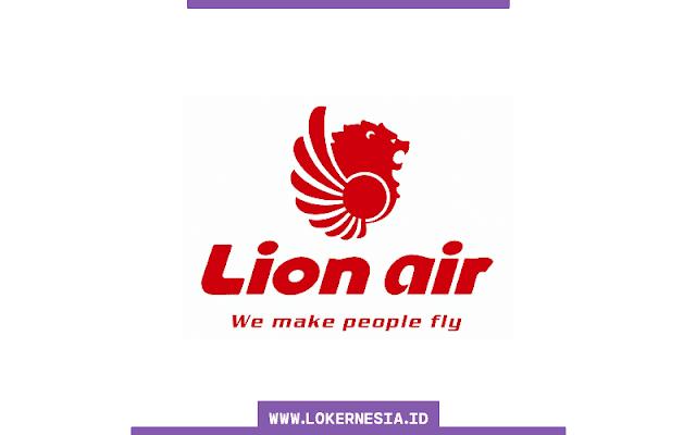 Lowongan Kerja Lion Air Januari 2021