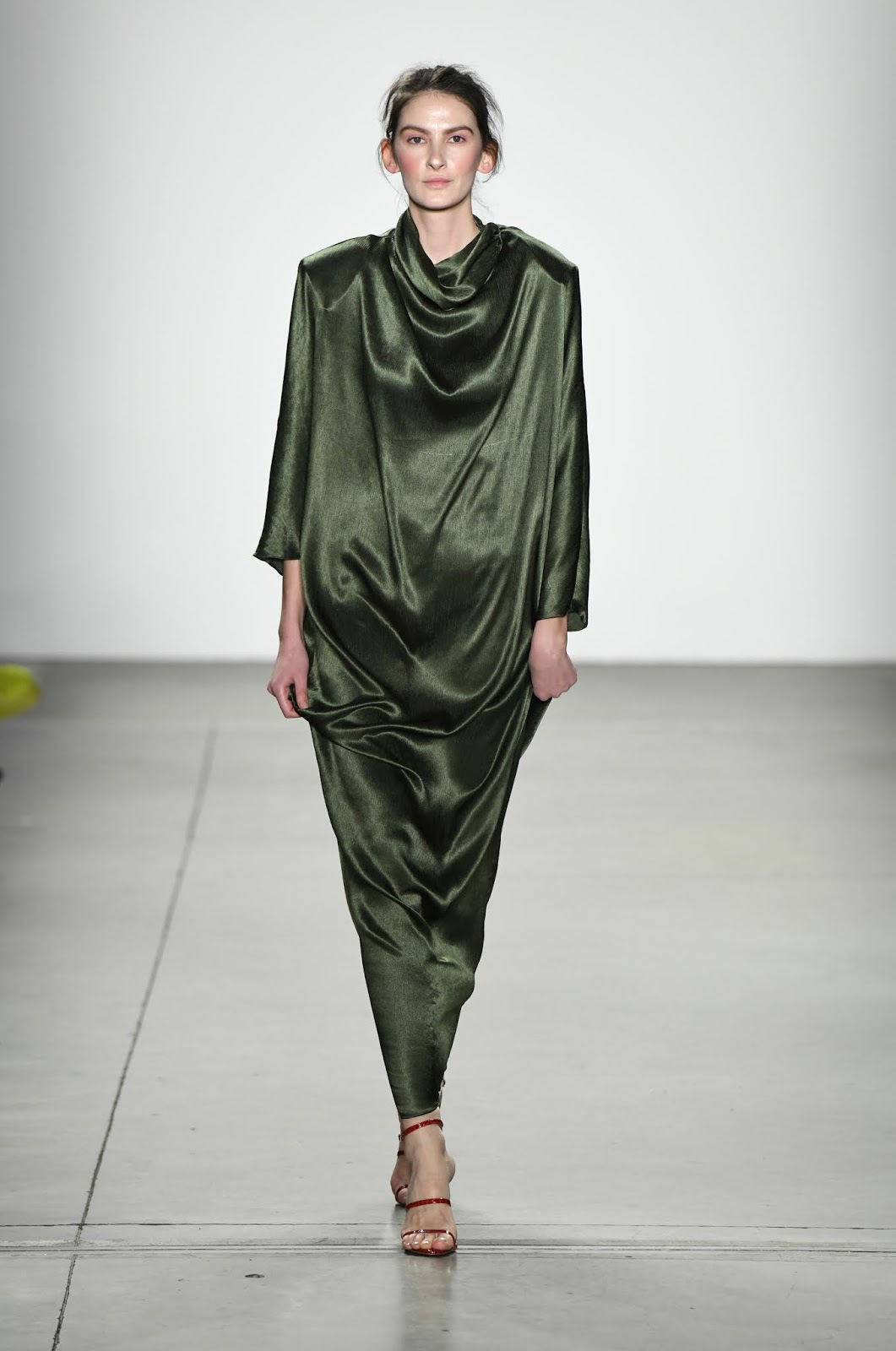 NYFW -Ghada Al Buainain and Harlienz by Mari Estilo-