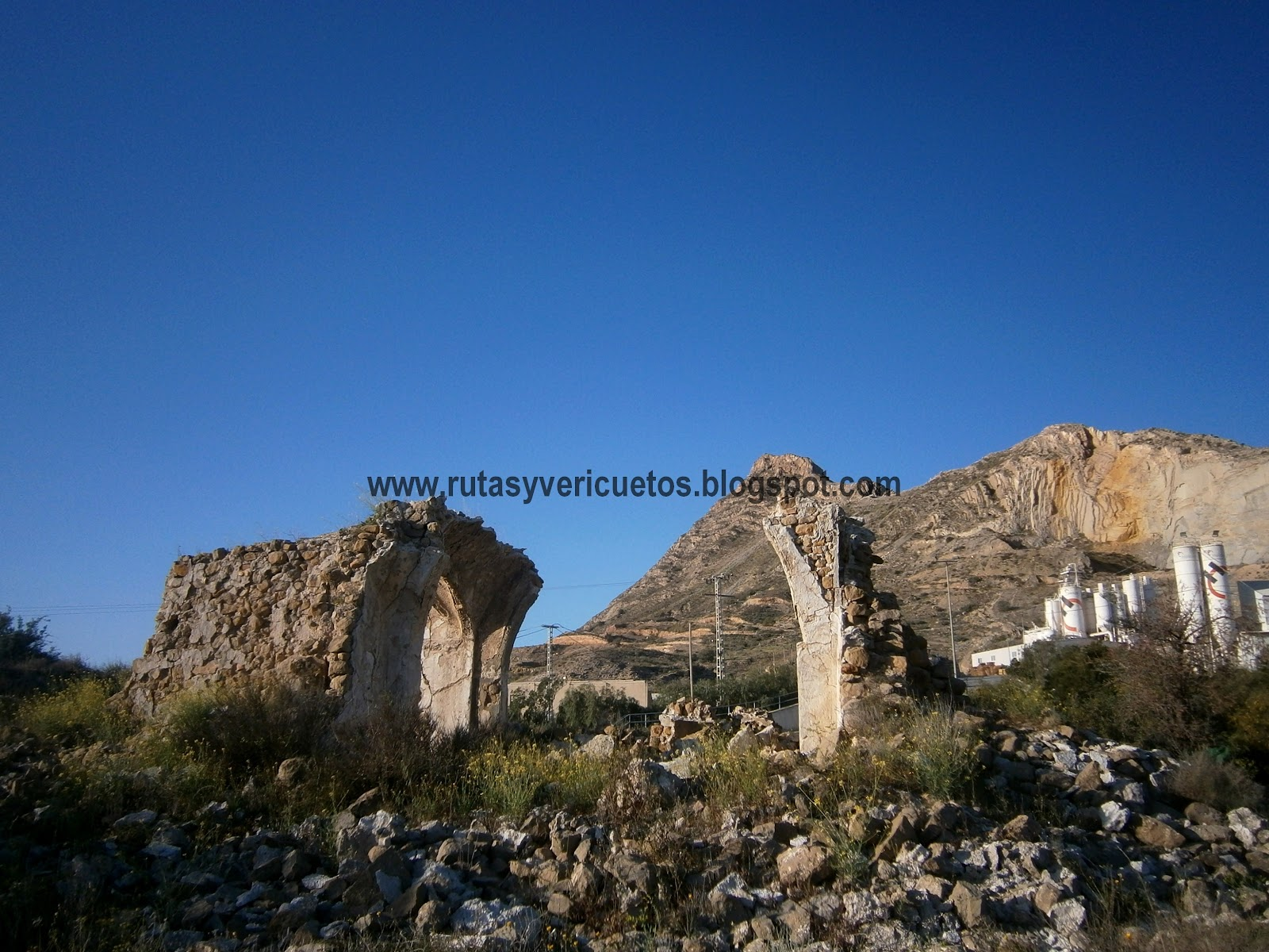 Restos de la Ermita de Font-Calent