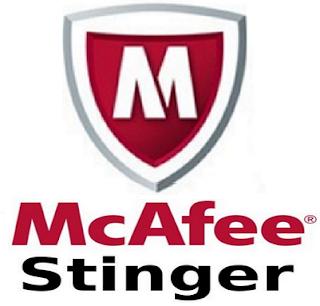 McAfee Stinger 12.1.0.1964 Terbaru Gratis