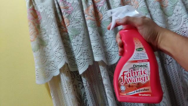 Produk wangian sesuai untuk semua fabrik