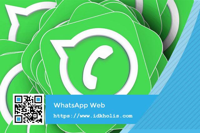 2 cara membuka whatsapp di laptop tanpa scan barcode