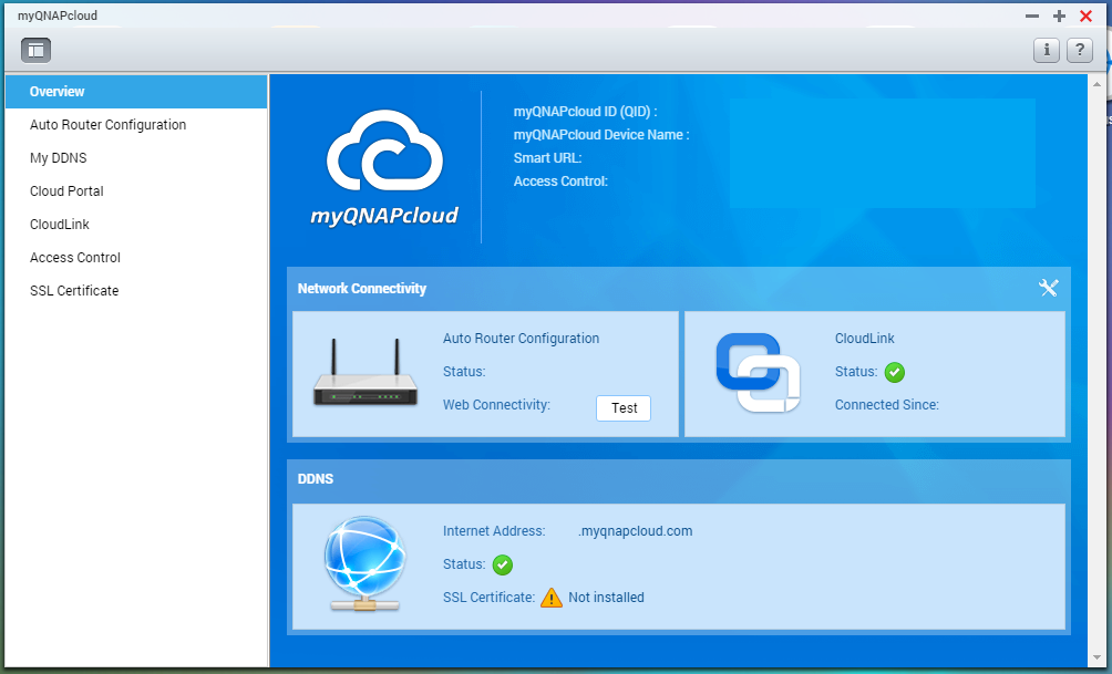 QNAP Cloud and Let's Encrypt | Things I Mean to Finish But Rarely Do