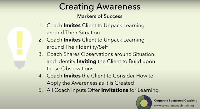 5 Markers of Success for Creating Awareness: Corporate Sponsored Training