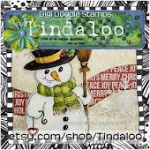 Digi Doodle Stamps by Tindaloo *DT*