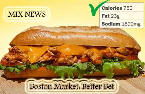 Diet,debris,wors,double grip,sandwiches,Boston Market: Better Bet , Diet debris and worst double grip sandwiches