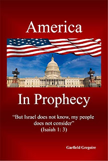 America in Prophecy  - A stunning Biblical revelation of the Identity of the American people by Garfield Gregoire - book promotion sites